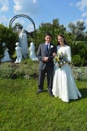 Levi & Jacinta Giese, 7-27-19